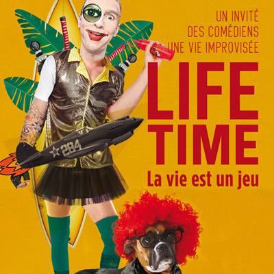 Life time Spectacle d'impro à Lyon