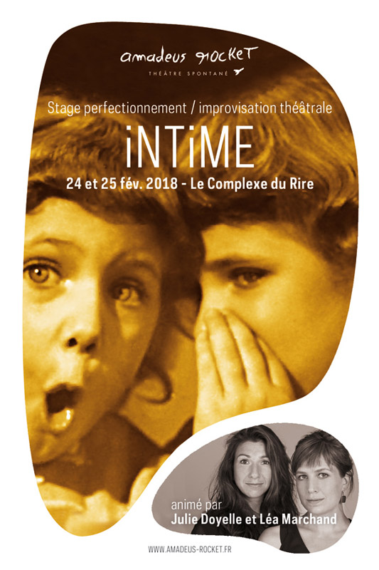 Stage perfectionnement « INTIME »